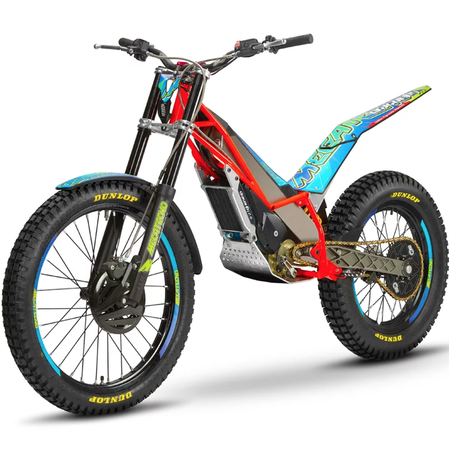 Electric Motorcycles News - Mecatecno Dragonfly