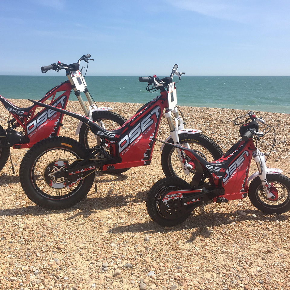 Electric Motorcycles News - Oset Bikes