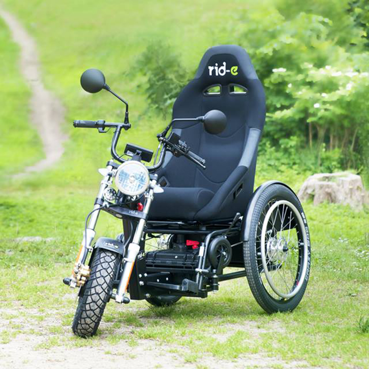 Electric Motorcycles News - Electric wheelchair RID-e