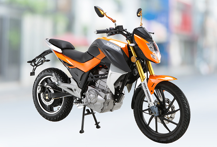 Electric Motorcycles News - Electro Motors do Brasil
