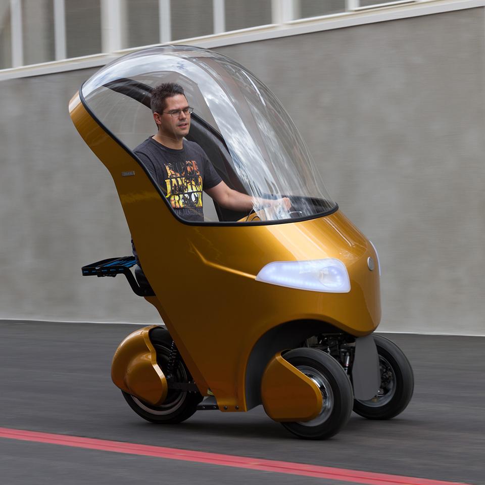 Electric Motorcycles News - BICAR