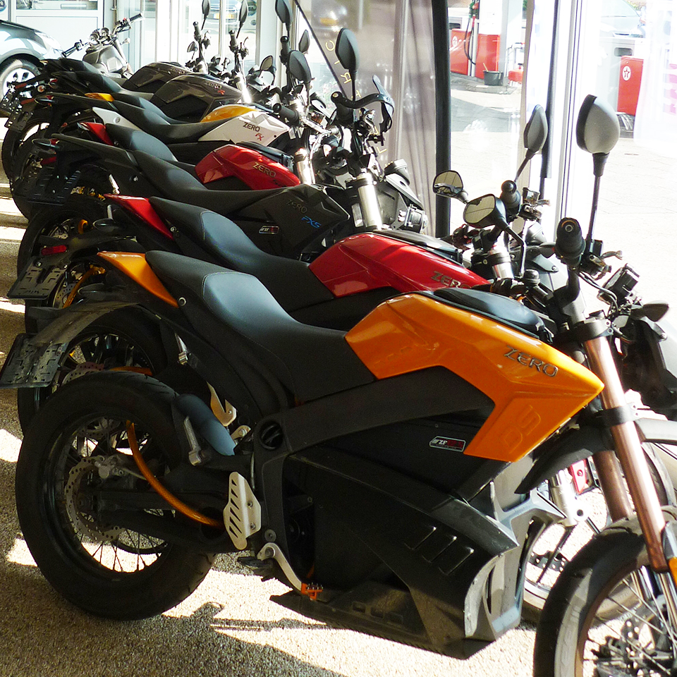 Electric Motorcycles News - Electric Motorbikes - The Netherlands