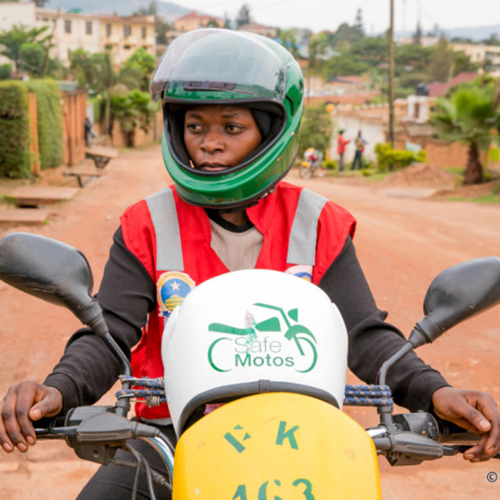 Electric Motorcycles News - Sandrine Nikuze