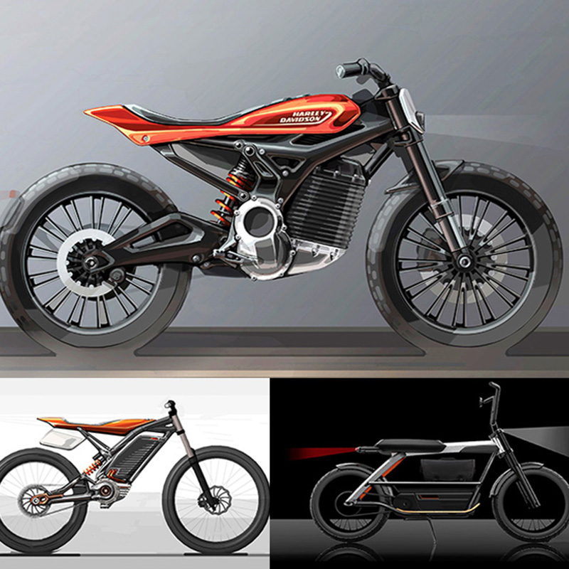 Electric Motorcycles News - Harley Davidson