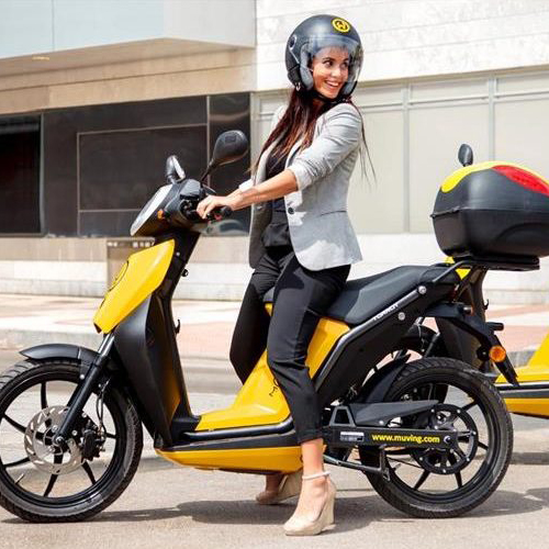 Electric Motorcycles News - Muving