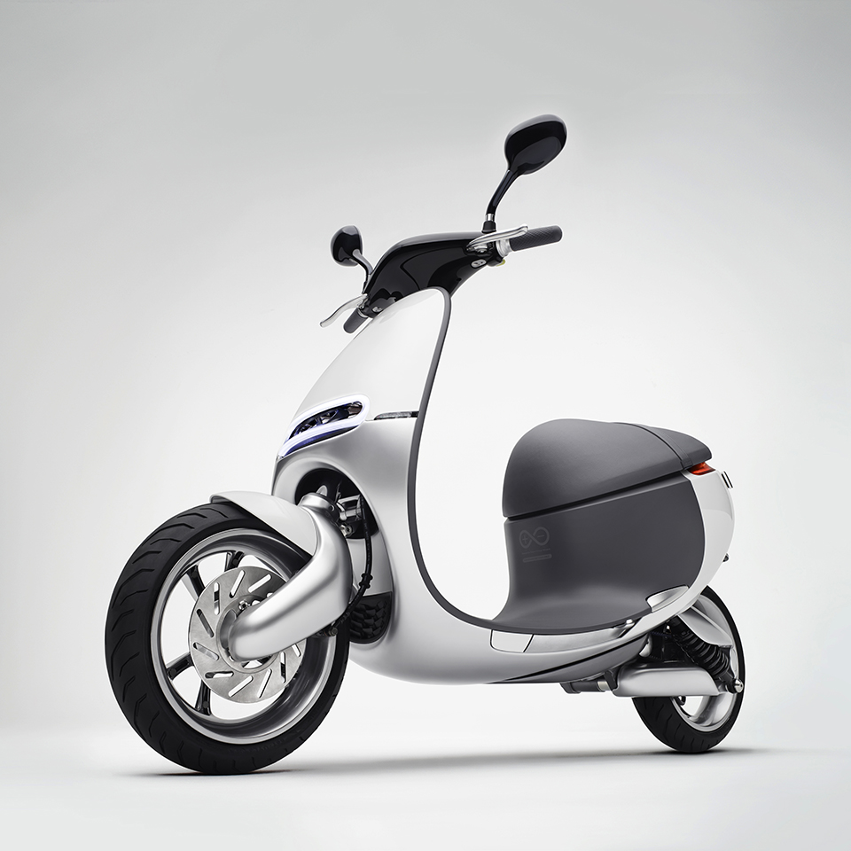 Electric Motorcycles News - Gogoro - Yamaha