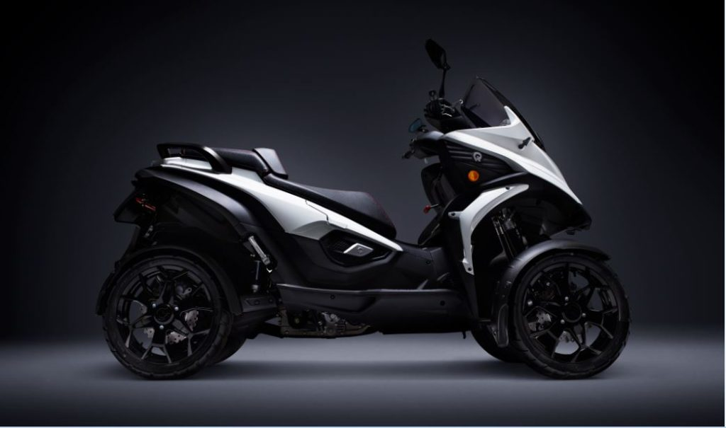 Electric Motorcycles News - Qooder