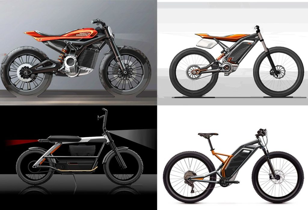 Electric Motorcycles News - Harley Davidson
