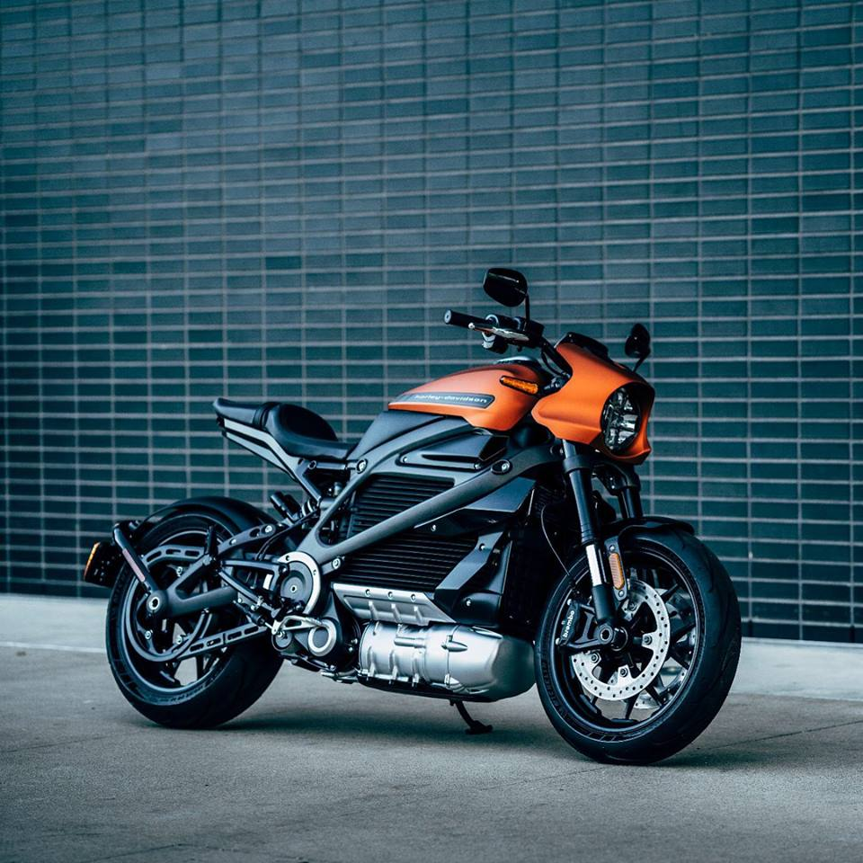 Electric Motorcycles News Harley Davidson Livewire