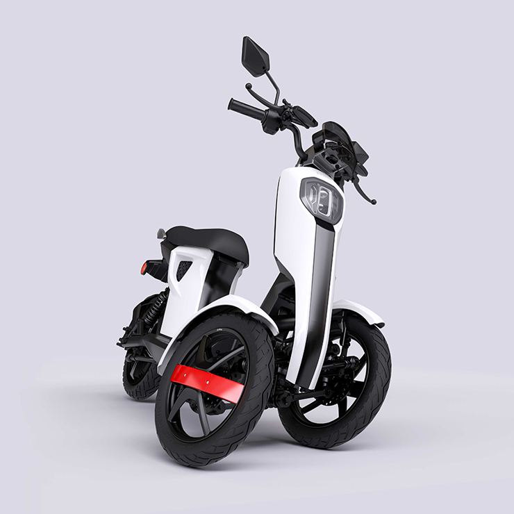 Electric Motorcycles News - iTango - Doohan