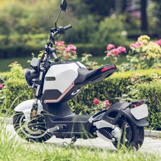 Electric Motorcycles News - Miku Max