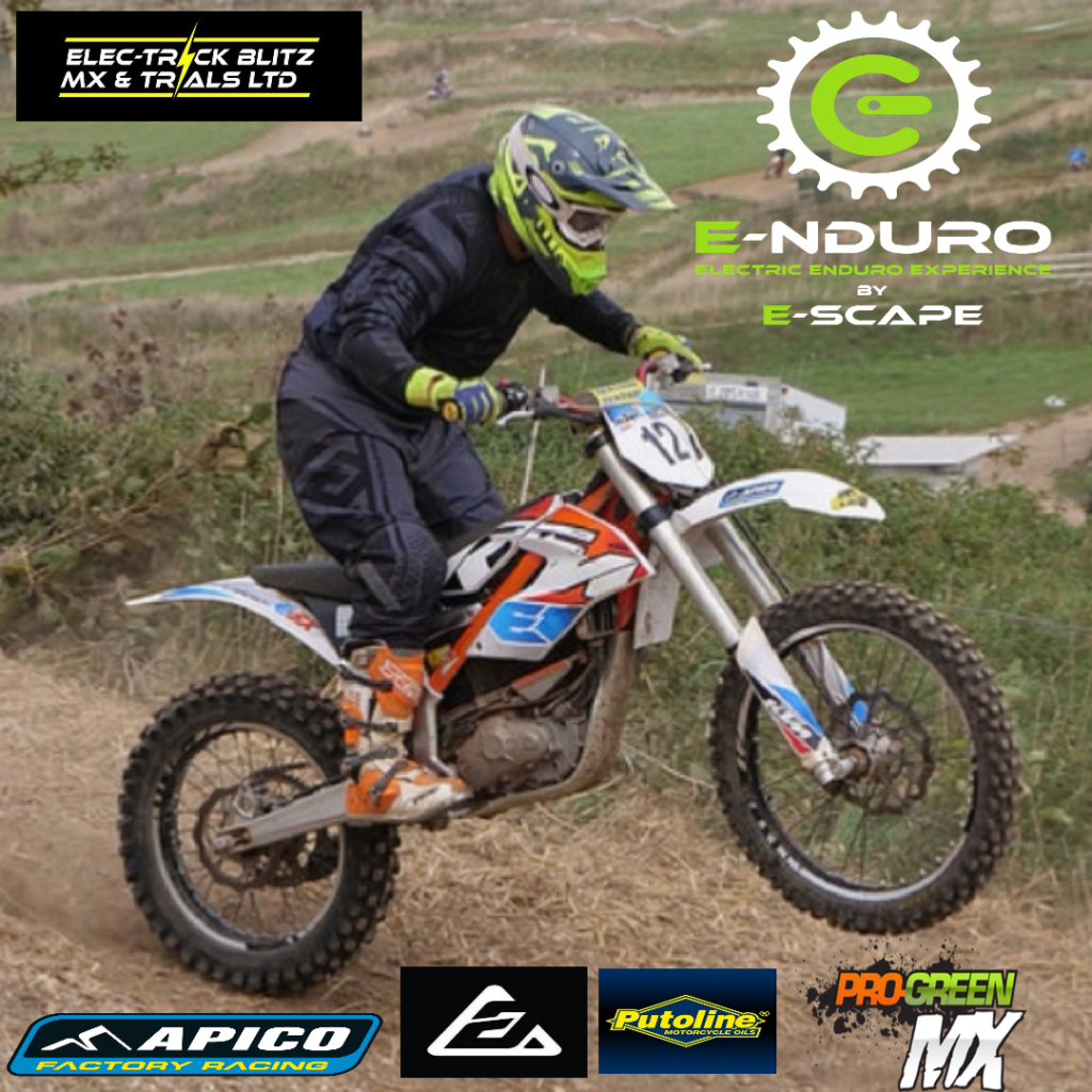 Electric Motorcycles News - E-nduro Park Dorset