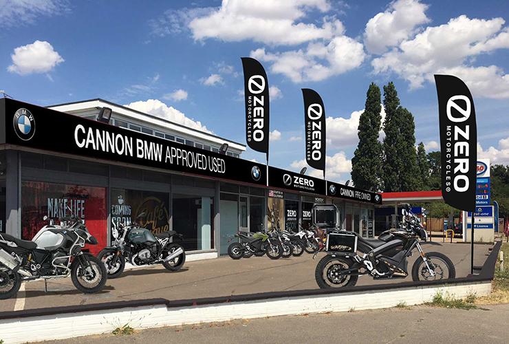 Electric Motorcycles News - Zero Motorcycles