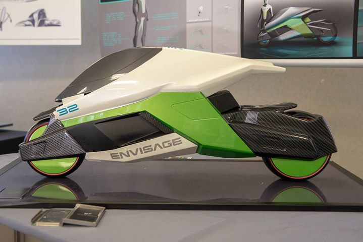 Electric Motorcycles News - National Transport Design Centre