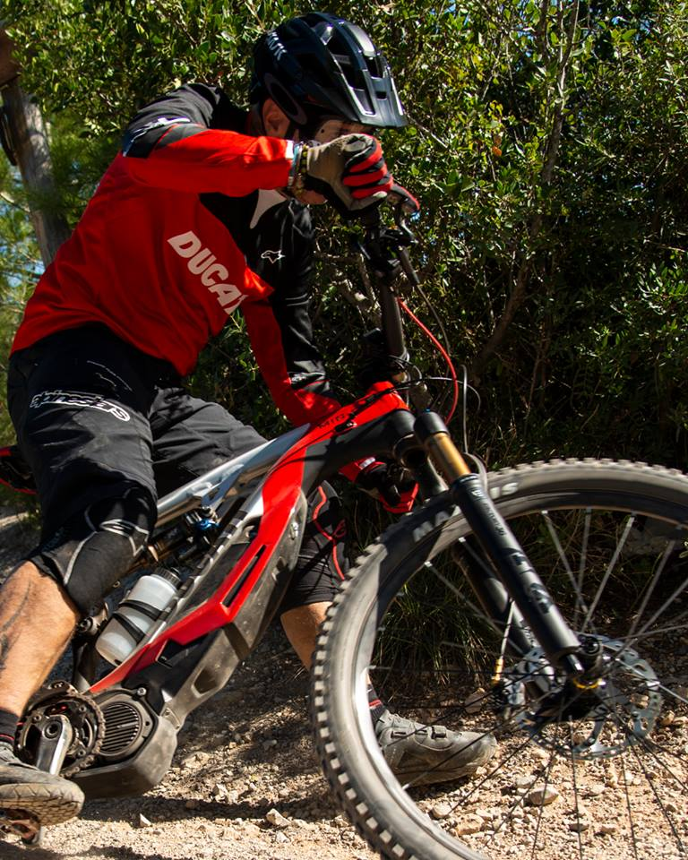 Electric Motorcycles News - Ducati e-mtb