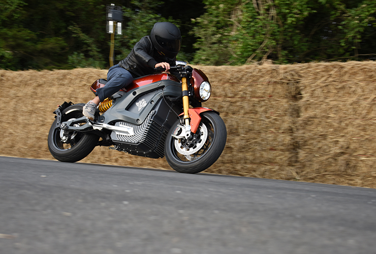 Electric Motorcycles News - IV Electrics