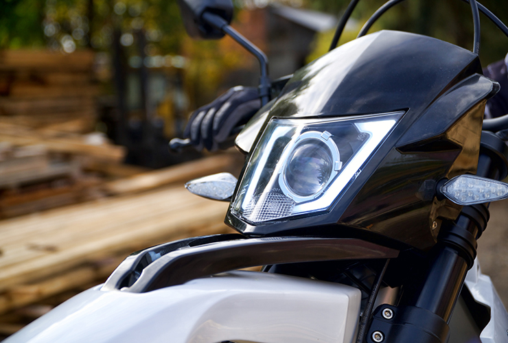 Electric Motorcycles News - Trinity Electric Vehicles - NEON