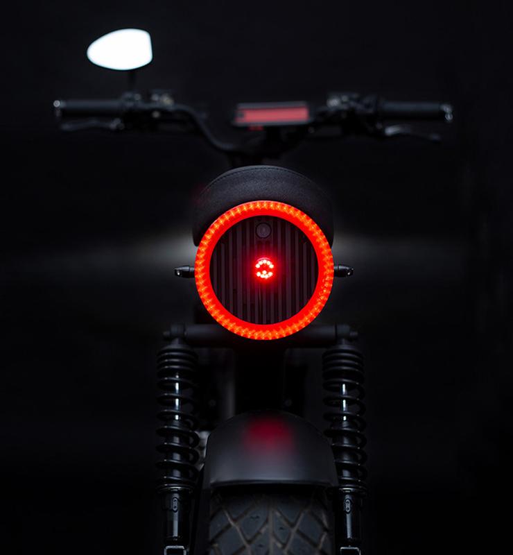 Electric Motorcycles News - Sol Motors - Pocket Rocket