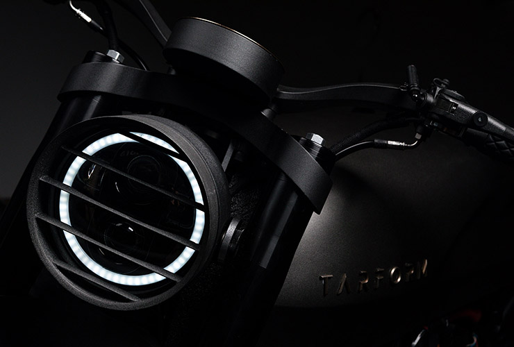 Electric Motorcycles News - Tarform