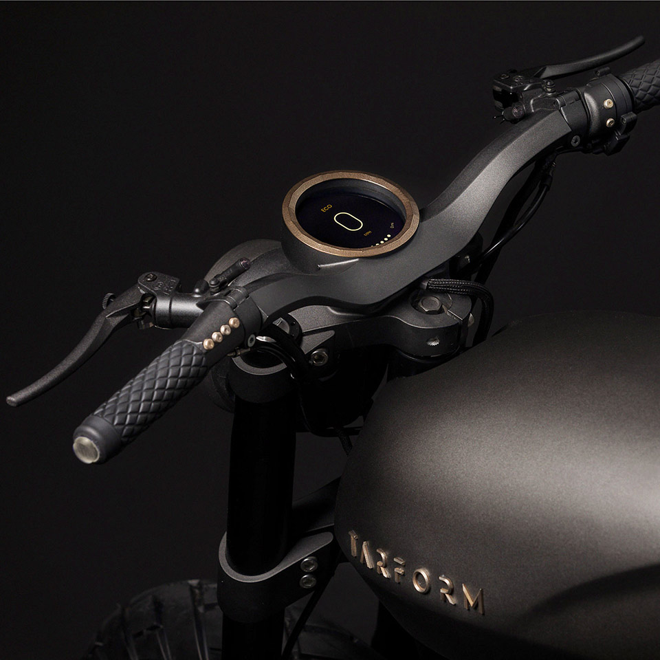 Electric Motorcycles News - Tarform