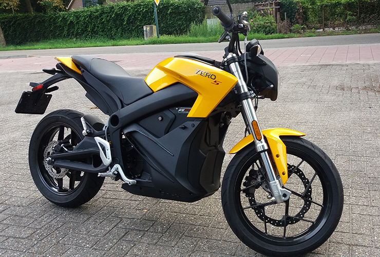 Electric Motorcycles News - Review Zero S ZF 6,5 kWh