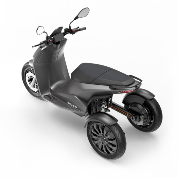 Electric Motorcycles News - eezon e3