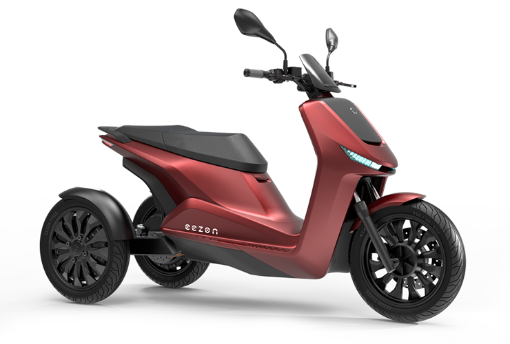 Electric Motorcycles News Eezon E3