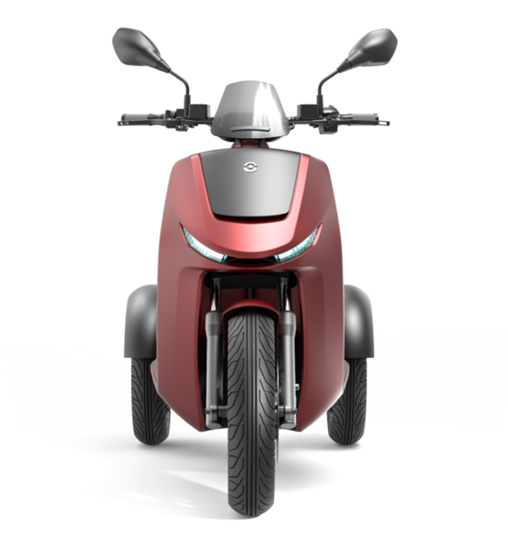 Electric Motorcycles News - eezon e3
