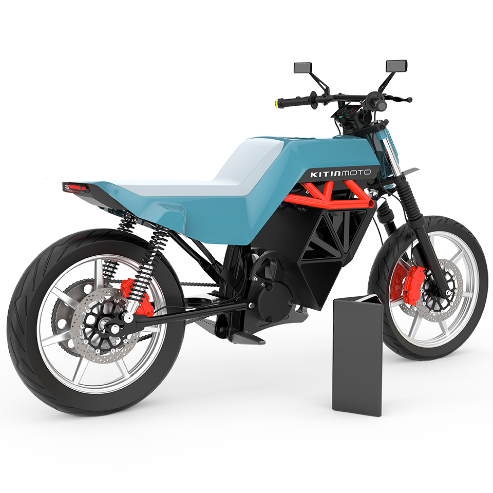 Electric Motorcycles News - Kitinmoto
