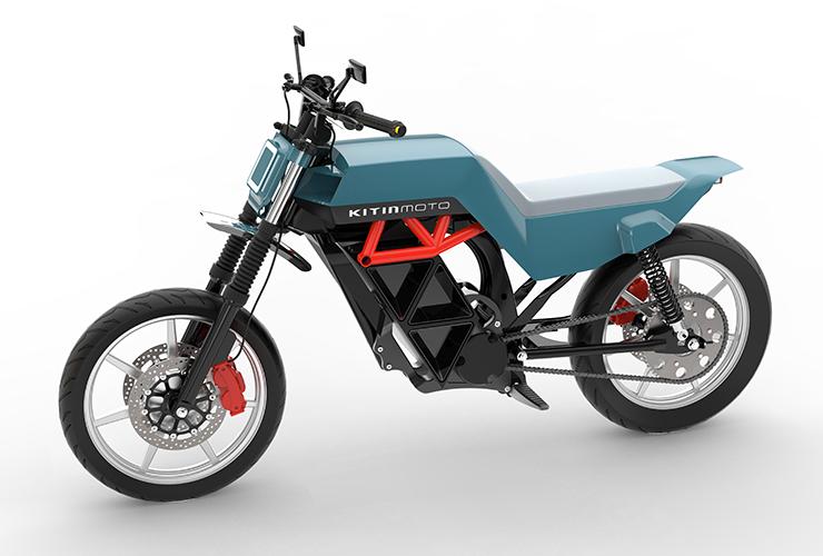 Electric Motorcycles News - Kitinmoto