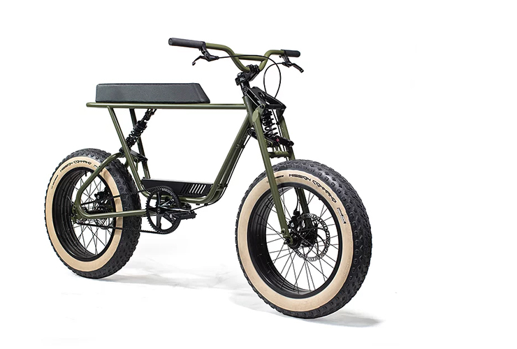 Electric Motorcycles News - Buzzraw X series