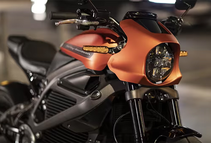 Electric Motorcycles News - Harley Davidson LiveWire