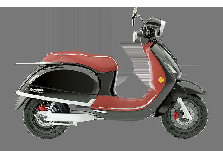 Electric Motorcycles News - Kumpan 1954 Ri Sport