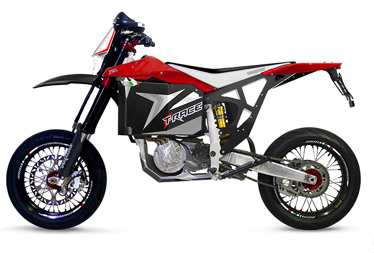 Electric Motorcycles News - Tacita - Adler