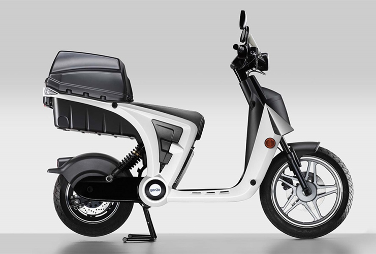 Electric Motorcycles News - Peugeot Motocycles