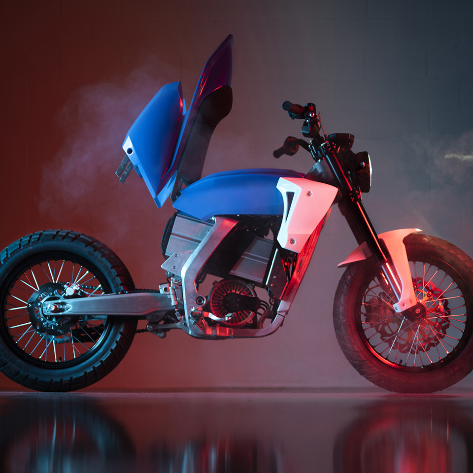 Electric Motorcycles News - Pursang E-street