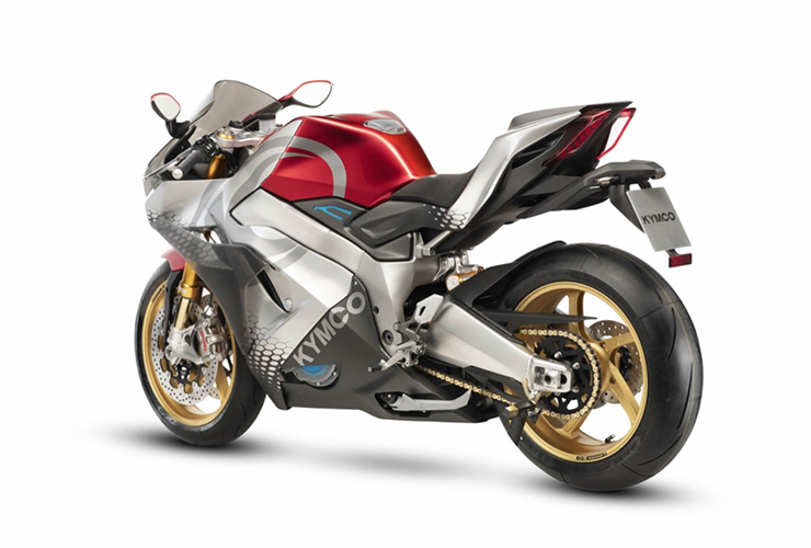 Electric Motorcycles News - Kymco SuperNEX