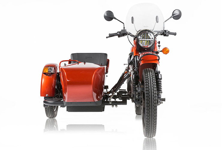 Electric Motorcycles News - Ural Motorcycles Electric