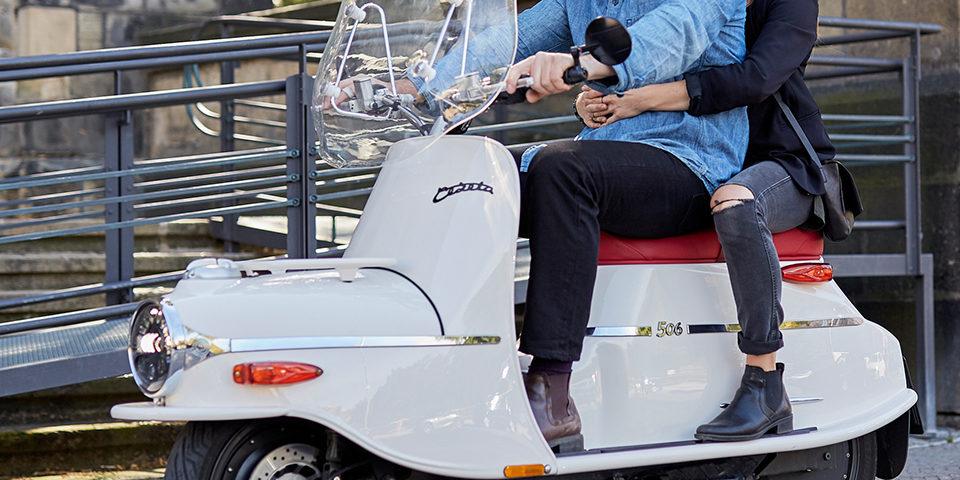 Electric Motorcycles News - Cezeta Type 506