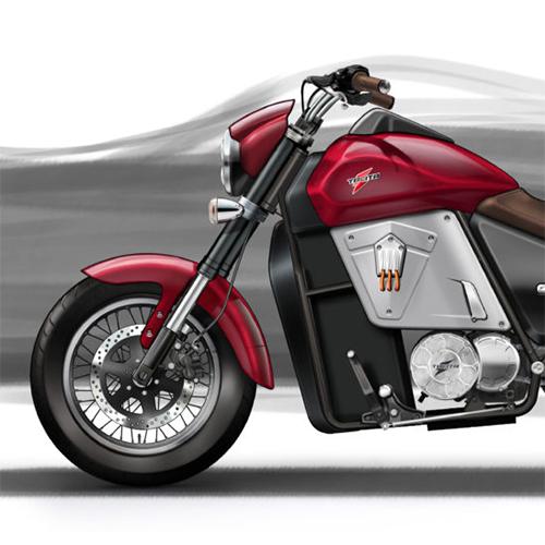 Electric Motorcycles News - Tacita - Adler