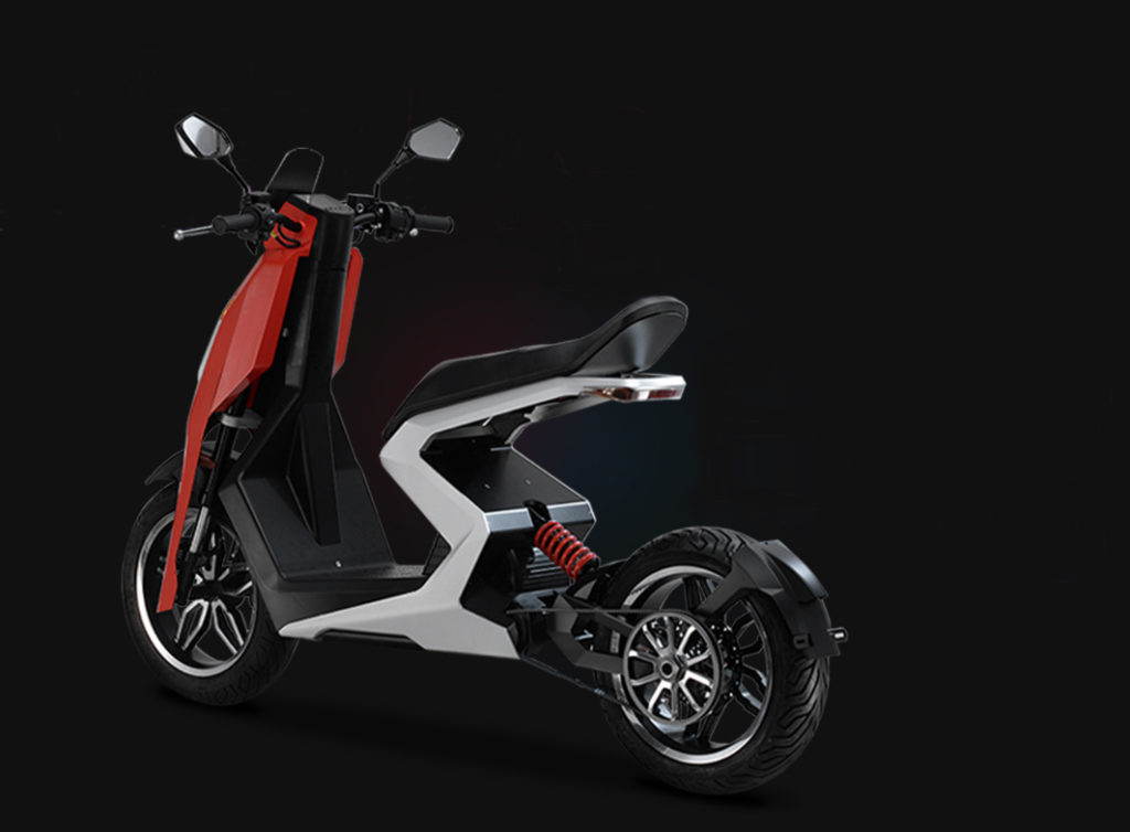 Zapp I300 A High Performance Electric Scooter