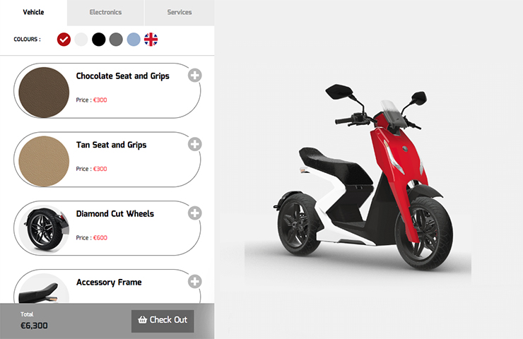 Electric Motorcycles News - Zapp i300 electric scooter