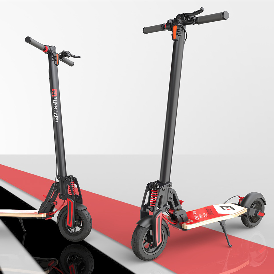 Electric Motorcycles News - Zukboard City