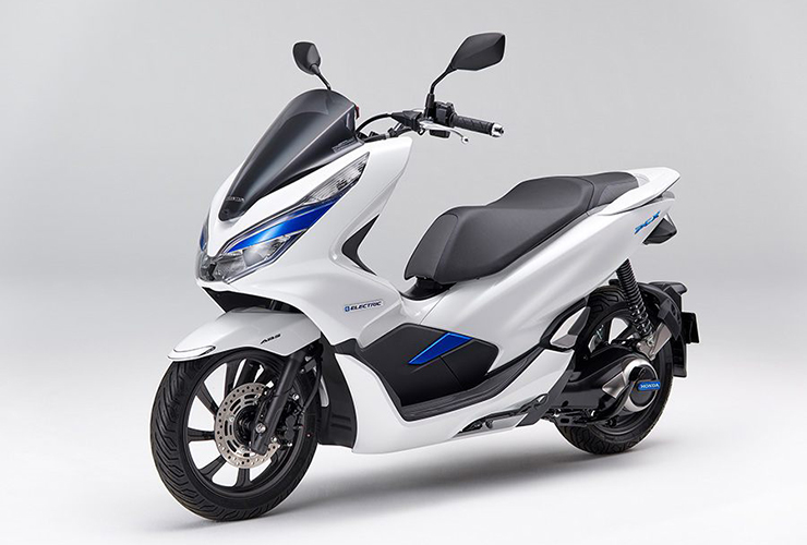 Electric Motorcycles News - Honda PCX