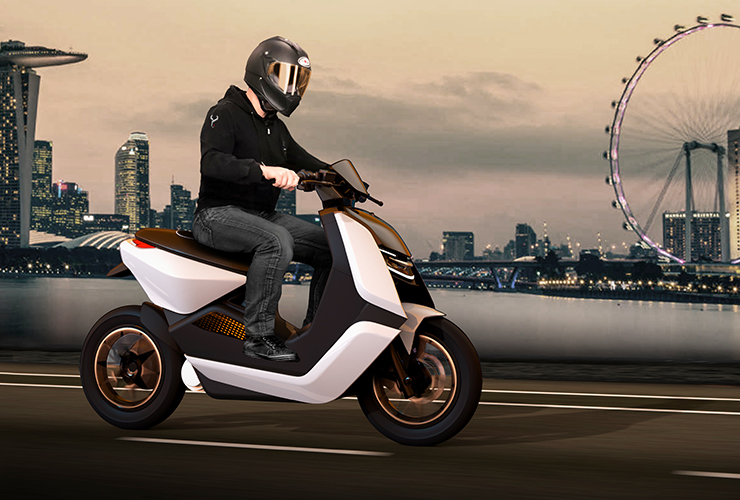 Electric Motorcycles News - EST-X