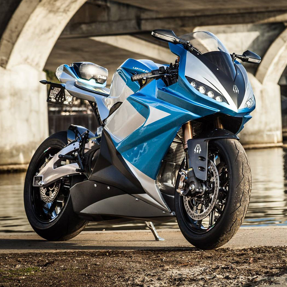 Electric Motorcycles News - Lightning Motorcycles