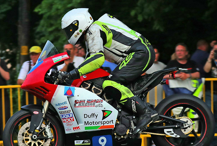 Electric Motorcycles News - Ryan Duffy - Duffy Motorcports - Kast Energy Technologies
