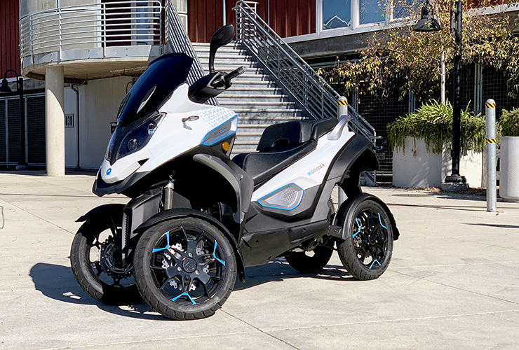 Electric Motorcycles News - e-Qooder