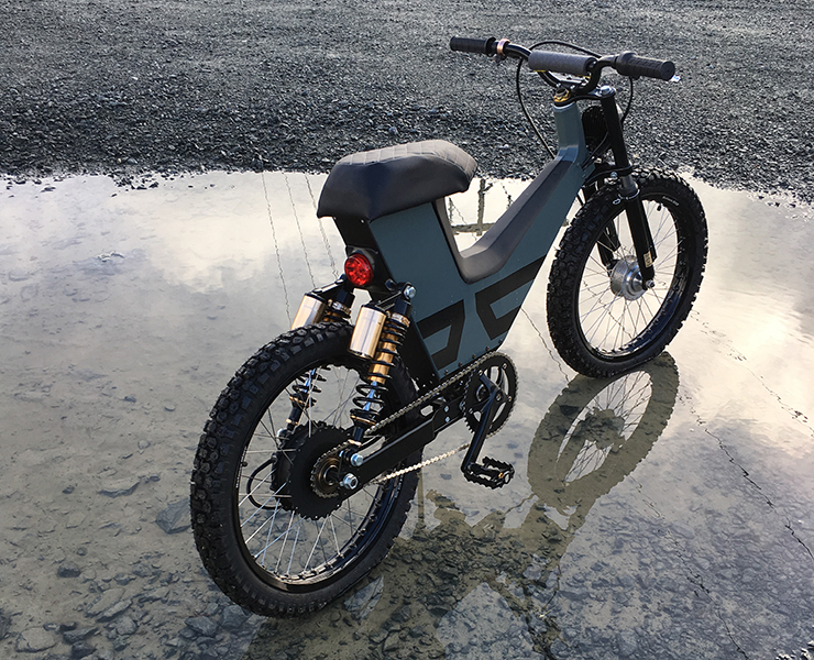 Electric Motorcycles News - Suru Scrambler