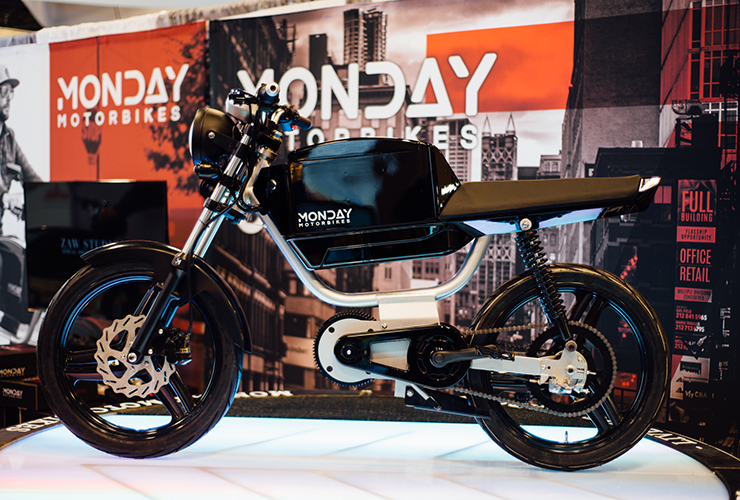 Electric Motorcycles News - Monday Motorbikes - Generation 7